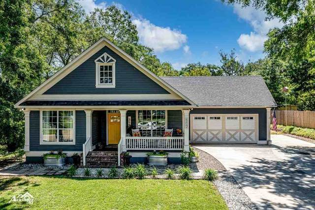 502 W Lake, Jefferson, TX 75657 (MLS #20212041) :: Better Homes and Gardens Real Estate Infinity