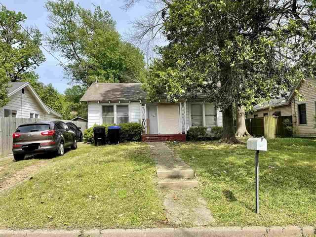 214 Sidney Street, Longview, TX 75602 (MLS #20212054) :: Wood Real Estate Group
