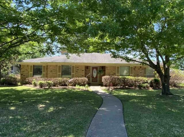 183 Parker, Carthage, TX 75633 (MLS #20212062) :: Wood Real Estate Group