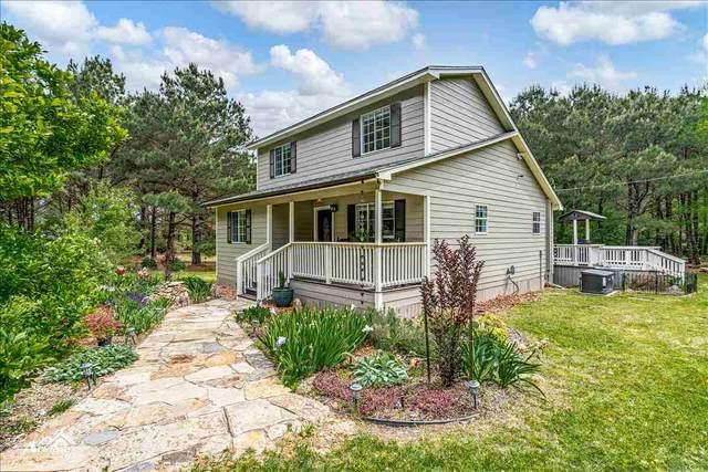 143 Pr 7082, Deberry, TX 75639 (MLS #20212064) :: Wood Real Estate Group