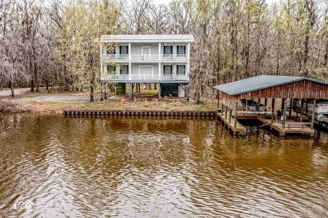 609 Big Oak Road, Karnack, TX 75661 (MLS #20212066) :: Better Homes and Gardens Real Estate Infinity