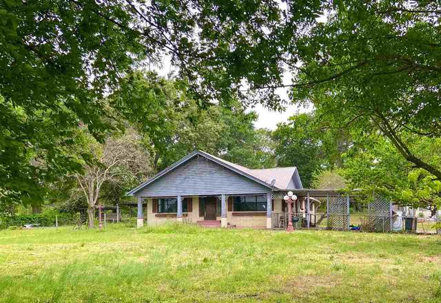 4500 Fm 1795, Gilmer, TX 75644 (MLS #20212068) :: Wood Real Estate Group