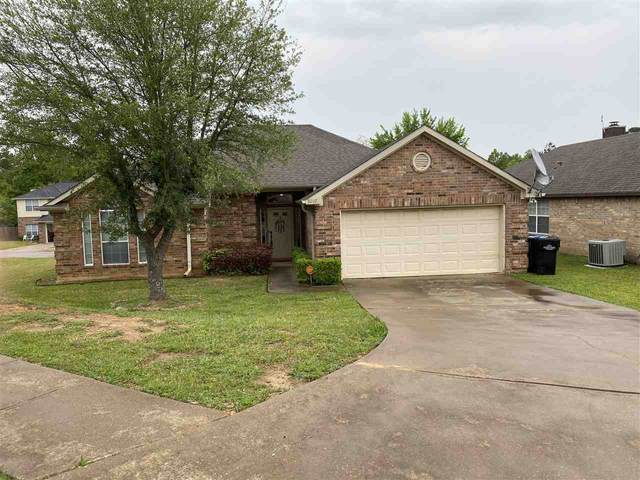 3207 Oakleigh St, Longview, TX 75605 (MLS #20212090) :: Wood Real Estate Group