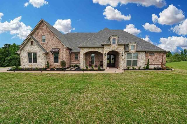 21943 Syrah Ln, Tyler, TX 75703 (MLS #20212091) :: Better Homes and Gardens Real Estate Infinity