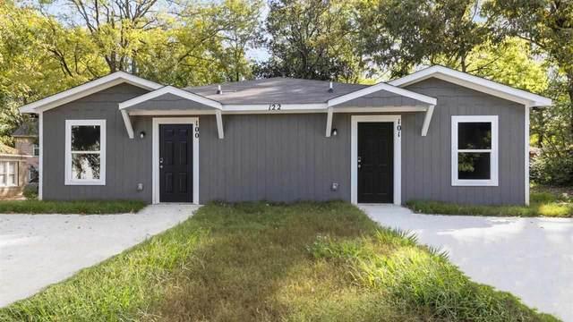 122 Sidney Street, Longview, TX 75602 (MLS #20212092) :: Wood Real Estate Group