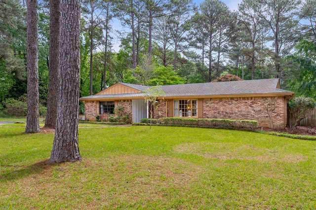 109 Ashwood Terrace, Marshall, TX 75672 (MLS #20212100) :: Wood Real Estate Group