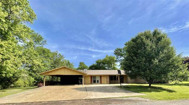 299 County Road 2109, Hughes Springs, TX 75656 (MLS #20212102) :: Better Homes and Gardens Real Estate Infinity
