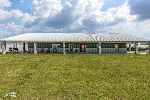 698 Harris Rd, Marshall, TX 75672 (MLS #20212103) :: Wood Real Estate Group