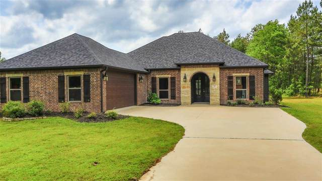 1057 Judge Furrh Rd, Marshall, TX 75672 (MLS #20212112) :: Wood Real Estate Group