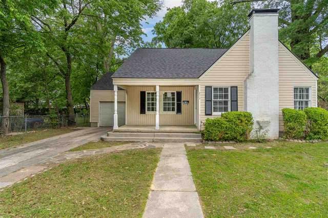 213 E Myrle Ave., Longview, TX 75602 (MLS #20212115) :: Wood Real Estate Group