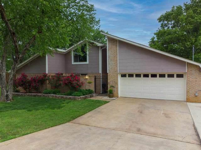 106 Bretta Cir, Longview, TX 75605 (MLS #20212135) :: Wood Real Estate Group