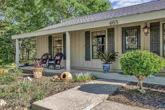 465 Julius Davis Ln, Marshall, TX 75672 (MLS #20212146) :: Wood Real Estate Group