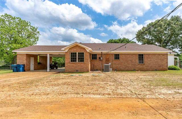 1304 Lakeview Drive S, Marshall, TX 75672 (MLS #20212156) :: Wood Real Estate Group