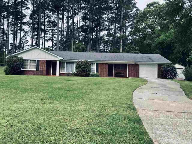 609 Harper Drive, Marshall, TX 75672 (MLS #20212168) :: Wood Real Estate Group