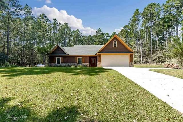 248 Cr 1596, Avinger, TX 75630 (MLS #20212182) :: Better Homes and Gardens Real Estate Infinity