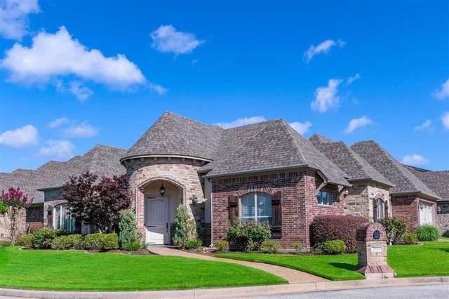 2025 Villa Lane, Longview, TX 75604 (MLS #20212198) :: Wood Real Estate Group