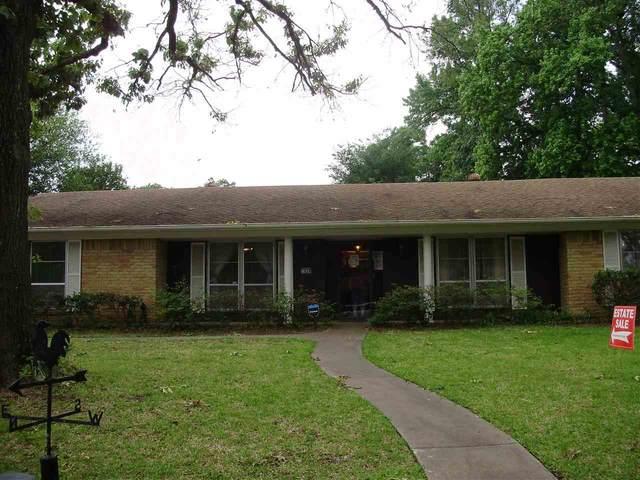 1008 Evergreen Drive, Longview, TX 75604 (MLS #20212218) :: Wood Real Estate Group