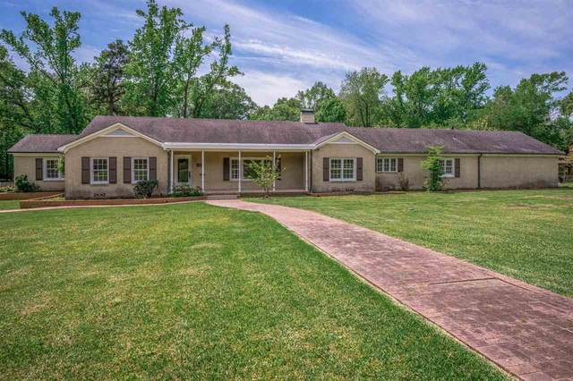 530 Woodlawn Dr, Kilgore, TX 75662 (MLS #20212241) :: Better Homes and Gardens Real Estate Infinity