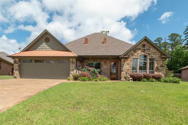 1209 Encore Circle, Longview, TX 75605 (MLS #20212242) :: Wood Real Estate Group