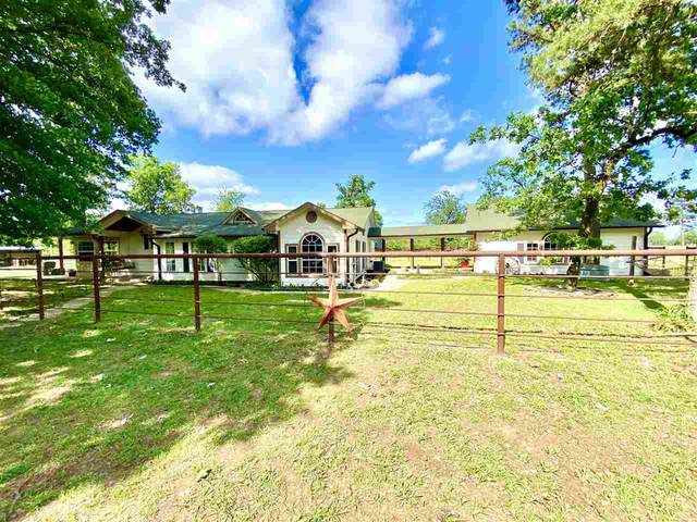 524 Cr 3992, Winnsboro, TX 75494 (MLS #20212246) :: Wood Real Estate Group