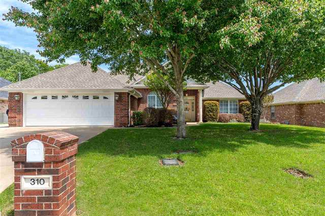 310 Ithaca Dr., Longview, TX 75604 (MLS #20212247) :: Better Homes and Gardens Real Estate Infinity