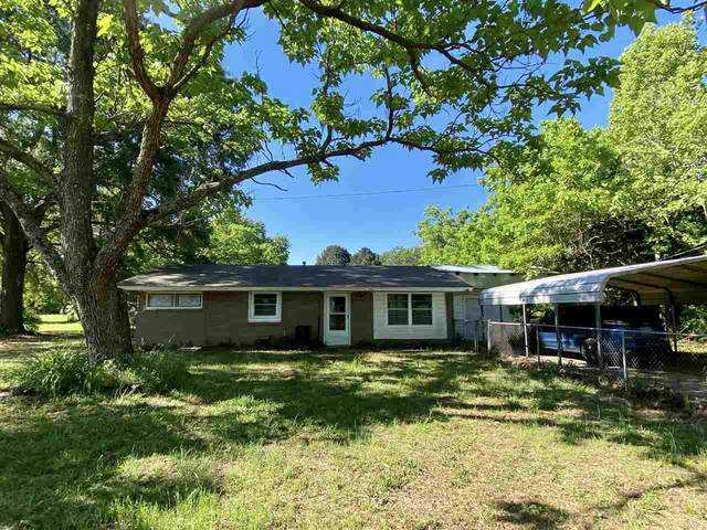 177 County Road 2238, Daingerfield, TX 75638 (MLS #20212252) :: Better Homes and Gardens Real Estate Infinity