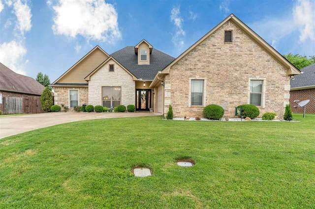 901 Woodridge, Longview, TX 75601 (MLS #20212258) :: Wood Real Estate Group