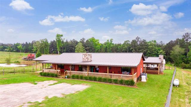 7211 County Road 4174, Laneville, TX 75667 (MLS #20212260) :: Better Homes and Gardens Real Estate Infinity