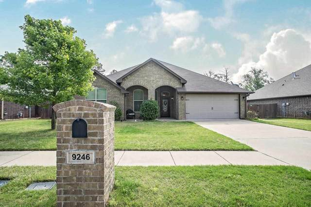 9246 Stonebank Crossing, Tyler, TX 75703 (MLS #20212267) :: Better Homes and Gardens Real Estate Infinity