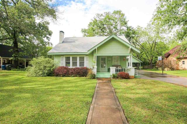 601 E Mckay St, Troup, TX 75789 (MLS #20212268) :: Wood Real Estate Group