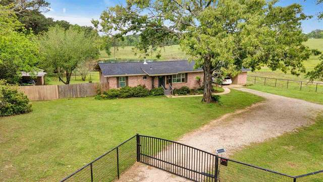 629 Cr 3207, Mt  Enterprise, TX 75681 (MLS #20212272) :: Better Homes and Gardens Real Estate Infinity