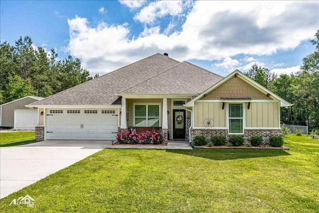 1335 County Rd 127, Gary, TX 75643 (MLS #20212283) :: Better Homes and Gardens Real Estate Infinity