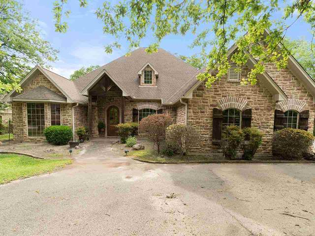 932 Greenbriar, Holly Lake Ranch, TX 75645 (MLS #20212284) :: Better Homes and Gardens Real Estate Infinity