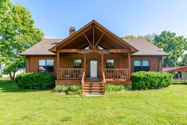 10549 Fm 1650, Gilmer, TX 75645 (MLS #20212293) :: Better Homes and Gardens Real Estate Infinity