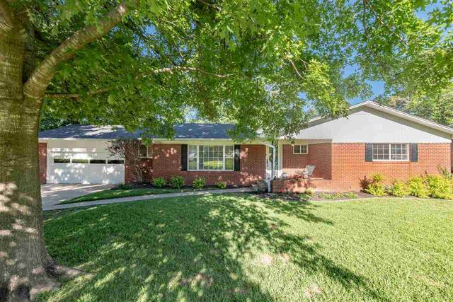 2004 Wimberly St., Longview, TX 75601 (MLS #20212297) :: Better Homes and Gardens Real Estate Infinity
