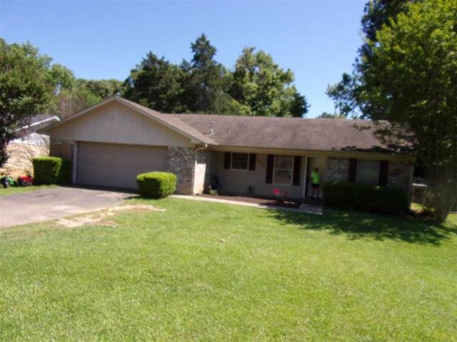 2704 Cedarcrest, Marshall, TX 75672 (MLS #20212300) :: Better Homes and Gardens Real Estate Infinity
