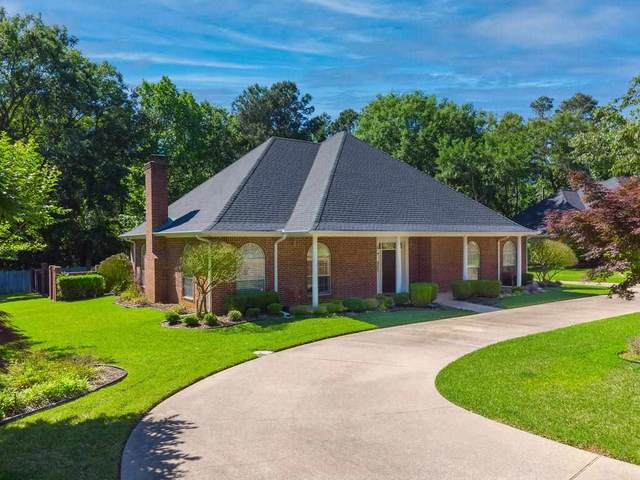 111 Fountain Valley Ct., Longview, TX 75605 (MLS #20212305) :: Better Homes and Gardens Real Estate Infinity