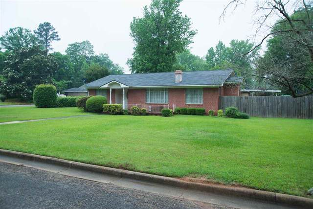 1911 Gail Dr, Marshall, TX 75670 (MLS #20212325) :: Better Homes and Gardens Real Estate Infinity