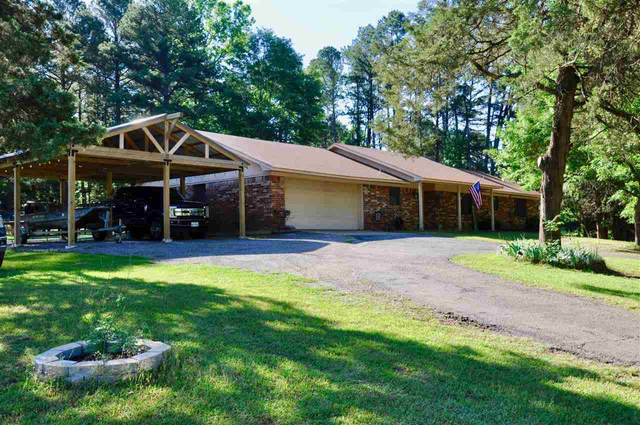 31 County Road 2999, Hughes Springs, TX 75656 (MLS #20212334) :: Better Homes and Gardens Real Estate Infinity