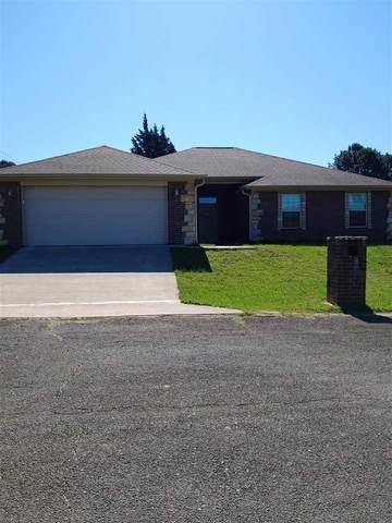 1260 Lark, Tatum, TX 75691 (MLS #20212340) :: Better Homes and Gardens Real Estate Infinity