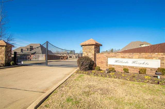195 Lacebark, Longview, TX 75605 (MLS #20212344) :: Better Homes and Gardens Real Estate Infinity
