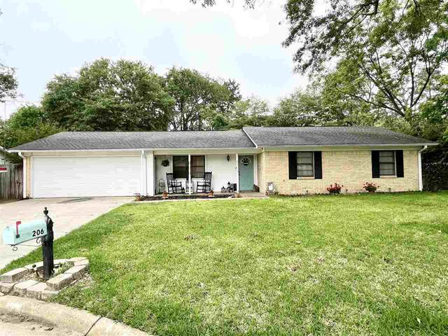 206 Kingsway Dr, Overton, TX 75684 (MLS #20212355) :: Better Homes and Gardens Real Estate Infinity