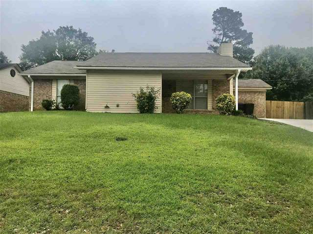 3714 Dowell Drive, Longview, TX 75604 (MLS #20212370) :: Better Homes and Gardens Real Estate Infinity