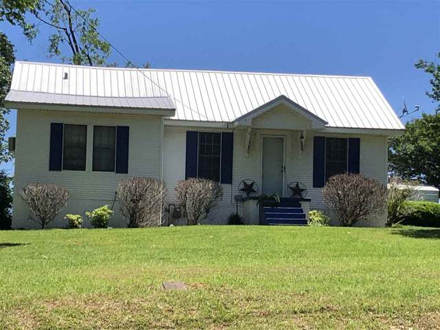 2704 N Franklin, Marshall, TX 75672 (MLS #20212373) :: Better Homes and Gardens Real Estate Infinity