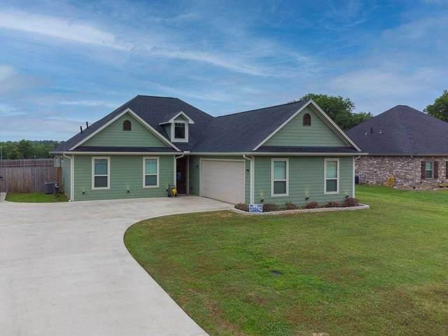 130 Corinne Way, Tatum, TX 75691 (MLS #20212375) :: Better Homes and Gardens Real Estate Infinity