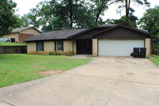 1310 Glencrest Ln., Longview, TX 75601 (MLS #20212392) :: Better Homes and Gardens Real Estate Infinity