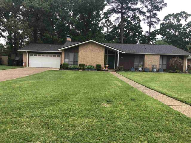 2310 Kentucky Dr, Longview, TX 75605 (MLS #20212397) :: Better Homes and Gardens Real Estate Infinity