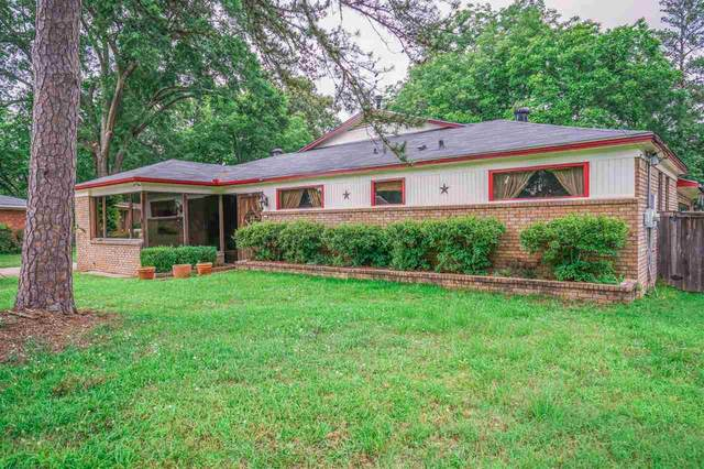 501 Lynoak, Marshall, TX 75672 (MLS #20212405) :: Better Homes and Gardens Real Estate Infinity