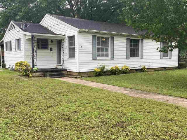 3302 Florence, Kilgore, TX 75662 (MLS #20212406) :: Better Homes and Gardens Real Estate Infinity