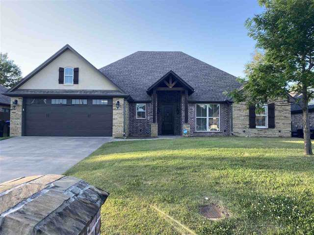 121 Blaine Trail, Longview, TX 75604 (MLS #20212422) :: Better Homes and Gardens Real Estate Infinity
